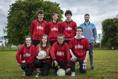 POST PRIMARY FOOTBALL TEAM
