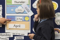 PRIMARY STUDENT LEARNING CALENDAR