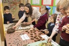 PRIMARY STUDENTS NATURE CLASS